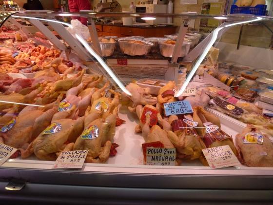 pollastre mercat